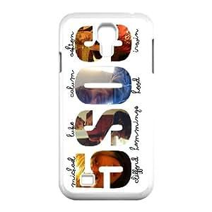 [QiongMai Phone Case] For SamSung Galaxy S4 Case -5SOS Punk Music Band-Case 6