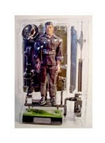 Joe Gi Diorama (G.I. Joe Vietnam War U.S. Army 1st Avation Brigade, Pilot)