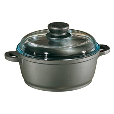 Berndes 674026 4.25 Qt. Dutch Oven With High Dome Cover-Lid