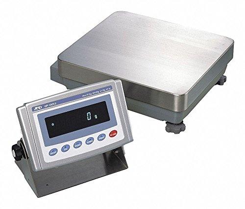 101kg Digital VFD Platform Bench Scale with Remote Indicator