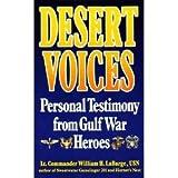 Desert Voices, William H. Labarge, 0061003549