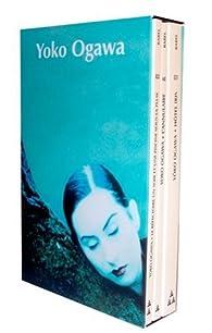 Yoko Ogawa Coffret en 3 volumes : Hôtel Iris ; L'annulaire ; Le réfectoire un soir et une piscine sous la pluie par Yôko Ogawa