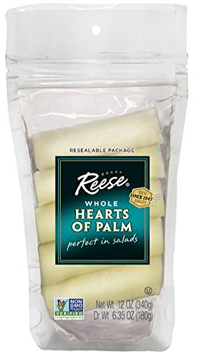 Reese Hearts of Palm, Medallion (Cut Medallion)