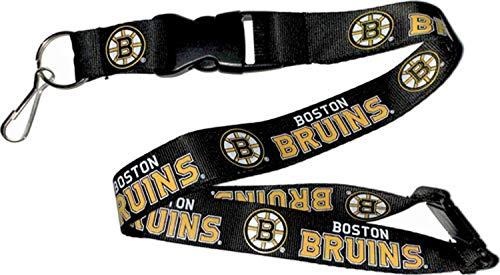 aminco NHL Boston Bruins Team Lanyard