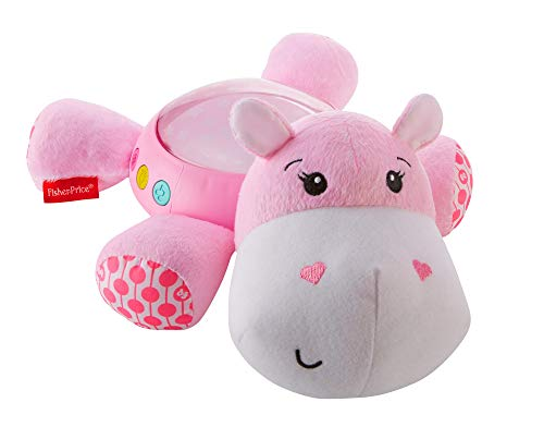 Fisher Price – Pink Hippo Soother