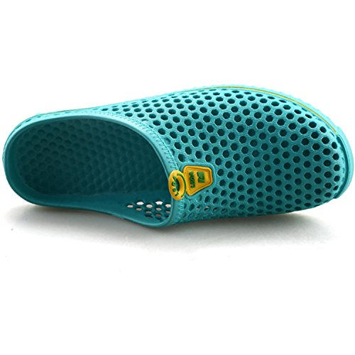 Bath Slip Bigcount Men Sky Non Clogs Sandal Floor Walking Blue Slippers Dry Women Slippers Quick Shoes Lightweight Garden rnq6r7wv1