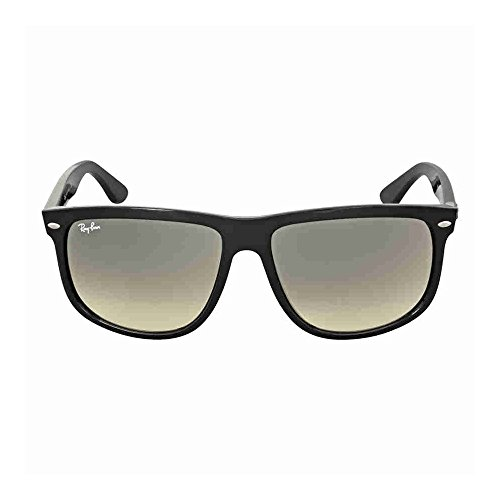 Ray-Ban RB4147 Sunglasses Color: Black Lens: Light Grey Gradient, Size - Rb4147 Size