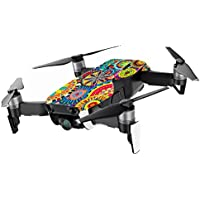 MightySkins Skin for DJI Mavic Air Drone - Flower Wheels   Min Coverage Protective, Durable, and Unique Vinyl Decal wrap cover   Easy To Apply, Remove, and Change Styles   Made in the USA