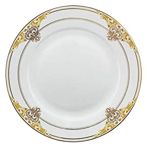 Shallow Porcelain,White - Plates & Dishes