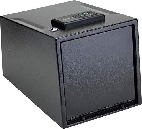 Hornady, 2 Gun Vault with Keypad Steel, Black