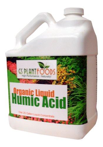 Organic Liquid Humic Acid 1 Gallon Concentrate