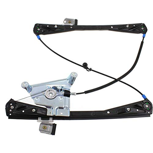 Power Window Regulator For 2002-2008 Jaguar S-Type Front Driver Side