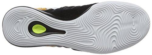 Nike Herren Tiempox Finale IC Fußballschuhe Schwarz (Black/white-laser Orange-vert Volt-black)