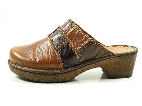 Josef Seibel 62933-88 Rebecca 33 Damen Schuhe Pantoletten Clogs , Schuhgröße:36;Farbe:Braun