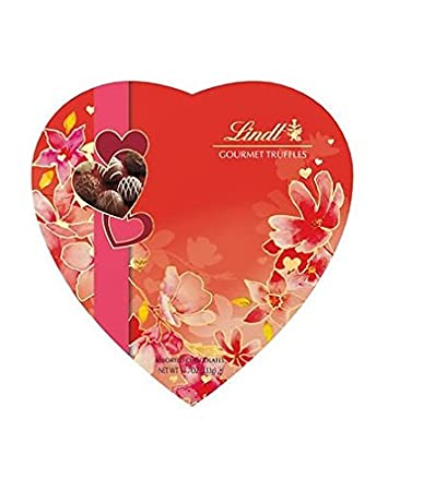 Amazon valentine gourmet truffles chocolate passion gift valentine gourmet truffles chocolate passion gift heart 117oz negle Gallery