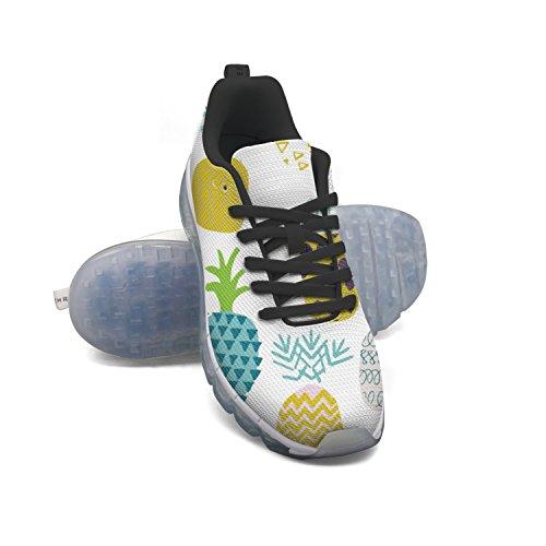 Euuair Kvinders Push-ananas Ryste Et Træ Fitness Luft Pude Sko Sport Kører Walking Sneakers VJcrxy