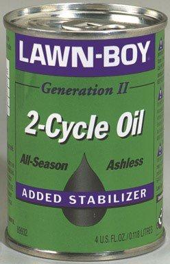 Lawn-Boy 2-Cycle Engine Oil 4 Oz by Lawn-Boy