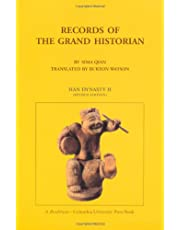 Records of the Grand Historian: Han Dynasty, Volume 2: 65