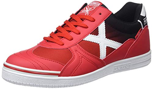 Munich 3 Rouge de Indoor 878 Adulte Mixte Fitness Rojo G Chaussures 7xw7qUF