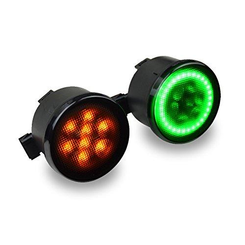 Green Led Signal Lights - 5