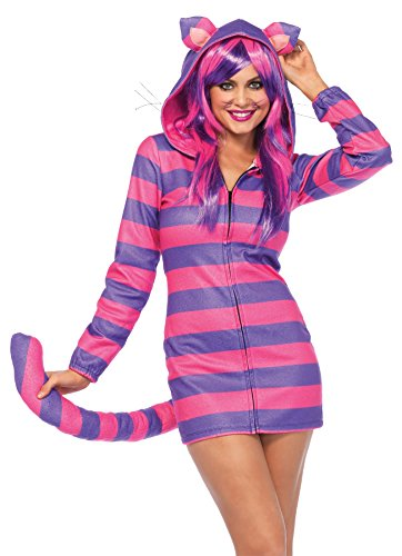 Cheap Cheshire Cat Costumes (Cozy Cheshire Cat Costume - Large - Dress Size 12-14)