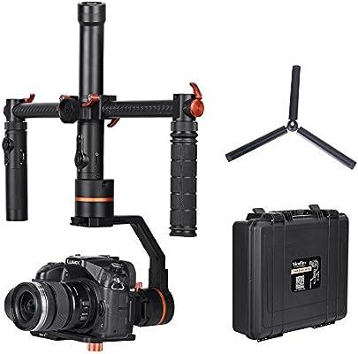 viewflex Tarzán M (un) 3 ejes Handheld Estabilizador de la cámara ...