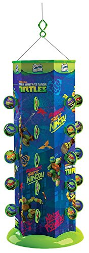 (Goodie Gusher Reusable Party Piñata, Teenage Mutant Ninja Turtles )