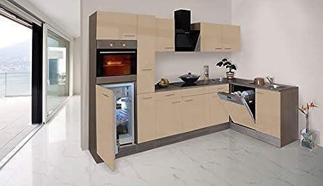 RESPEKTA Economy l-forma angolo cucina angolo cottura rovere ...