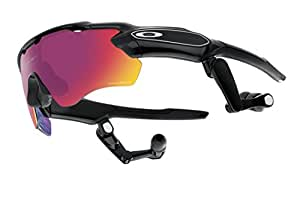 Oakley Radar Pace — Prizm Road Smart Sunglasses — Collect & Analyze Performance Data — Custom Training Program — In-Ear Coaching — Durable Plastic Frame — 100% UV Protection Coating