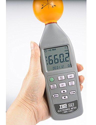[해외]일반 EMF 미터 TES-593/Generic EMF Meter TES-593