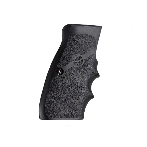 Hogue Rubber Grip CZ-75, TZ-75 P-9 Rubber Wraparound with Finger Grooves (Best Cz 75 Grips)