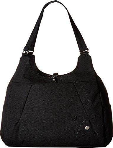 Haiku Women's Renaissance Mama Eco Laptop Tote Bag (w/ Diaper Changing Kit), Black Juniper