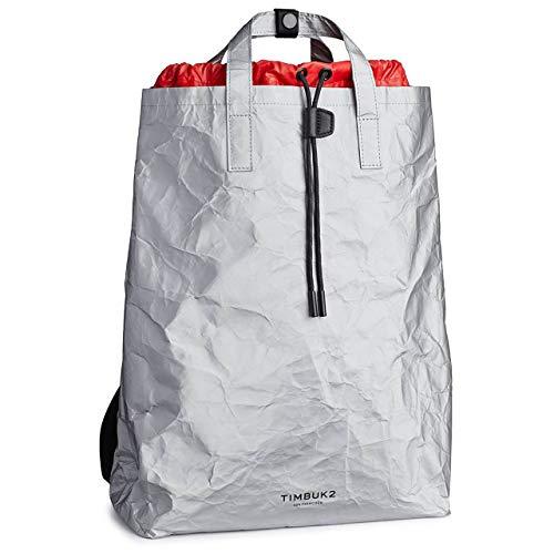 Timbuk2 Urban Mobility Paper Bag Sac à dos en argent