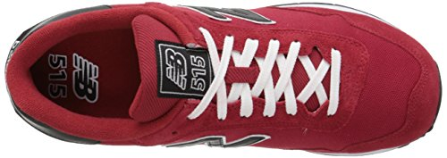 New Balance Men's ML515 Pique Polo Pack Classic Sneaker Red sale sale online HxMFNnzG1f