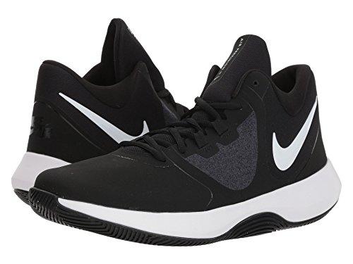 [NIKE(ナイキ)] メンズランニングシューズ?スニーカー?靴 Air Precision II Black/White 2 6 (24cm) D - Medium