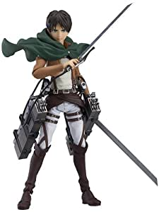 Good Smile Attack on Titan: Eren Yeager Figma Action Figure