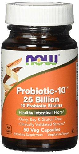 Now Foods Probiotic 10 25 Billion