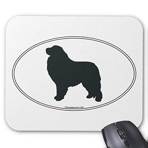 BGLKCS Great Pyrenees Silhouette Mouse ()