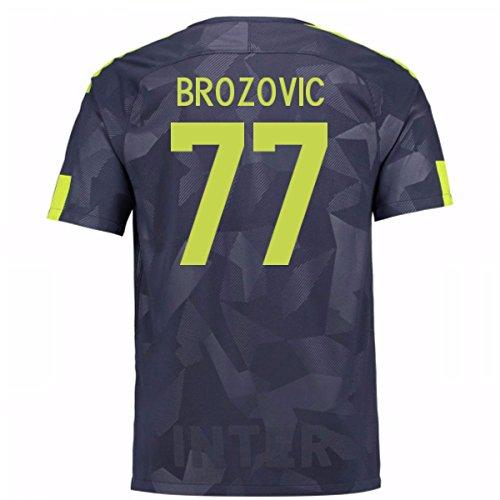 敬な教育進行中2017-18 Inter Milan Third Shirt (Brozovic 77)