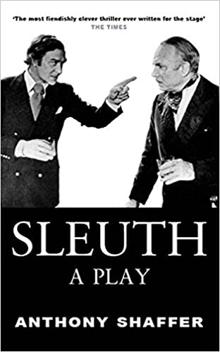 Sleuth a play playscripts s anthony shaffer 9780714507637 sleuth a play playscripts s anthony shaffer 9780714507637 amazon books fandeluxe Image collections