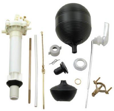 Plumb Shop Div Brasscraft 479-550 Toilet Tank Repair Kit - Q