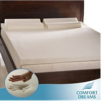 Amazon Com Mypillow My Pillow Three Inch Mattress Bed