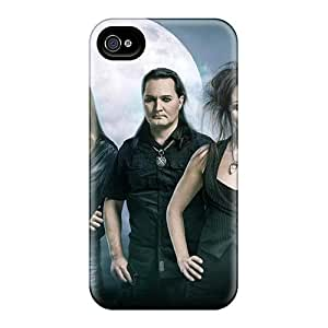 Protective Hard Cell-phone Case For Iphone 4/4s With Custom Lifelike Strange Magic Series RudyPugh