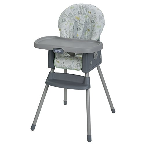 Image of the Graco SimpleSwitch Highchair, Sketch Safari