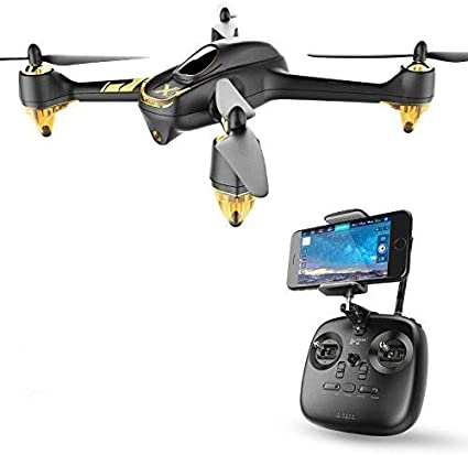 H501A+HT011A Transmitter HUBSAN X4 AIR H501A Plus WiFi FPV Brushless with 1080P HD Camera GPS Waypoint RC Quadcopter RTF