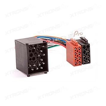 XTRONS ISO Radio Adapter Kabel Kabelbaum Stecker für BMW 3 5 7 8 X5 ...