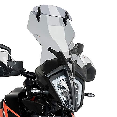 Bulle HP Vario pour KTM 790 Adventure 2019 fum/é Clair Puig 3588h
