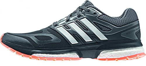 Adidas Boost Women's Da Scarpe Corsa Techfit Grey Response rrqxHw5A