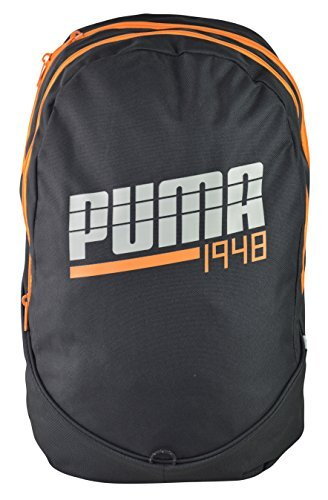 Puma 24.5 Ltrs Black, High Rise and Autumn Glory Y Casual Backpack (7296701)