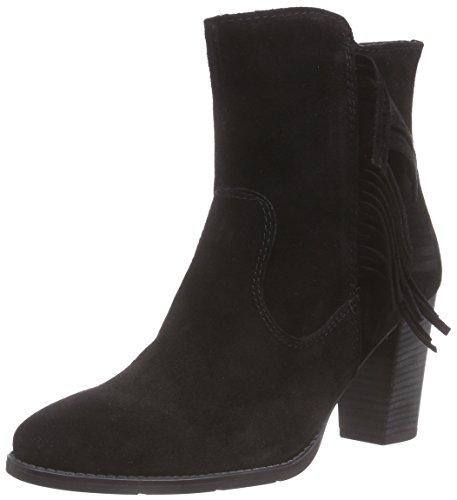 Tamaris 25881 Damen Kurzschaft Stiefel Schwarz (Black 001)